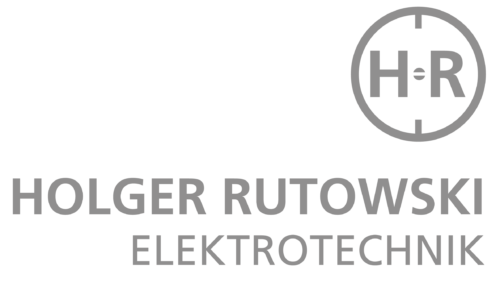 HR Elektrotechnik Retina Logo